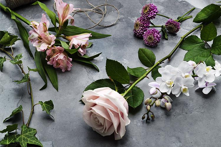 skicka blommor via sms