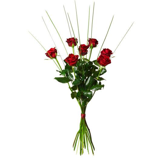 hur många rosor