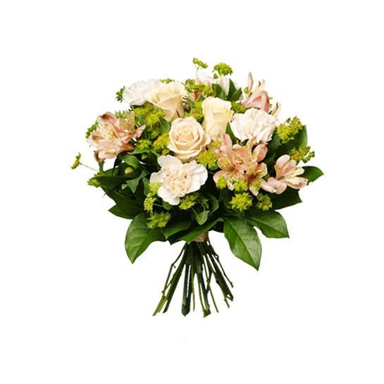 blommor vid dödsfall