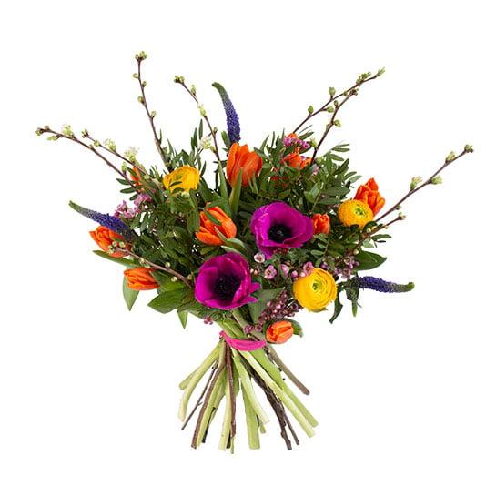 köpa blommor till flickvän