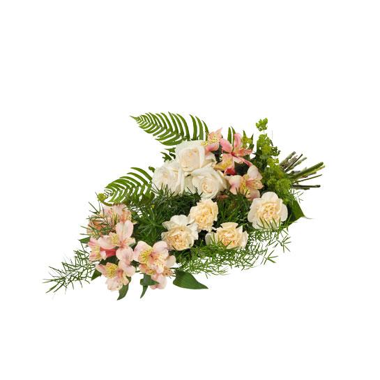 vad skriver man på kort till begravning