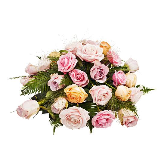 hur skicka blommor till begravning