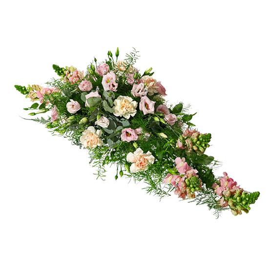 Blommor begravning interflora